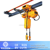 Free provide 1 ton 2 ton 5 ton black bear chain hoist price