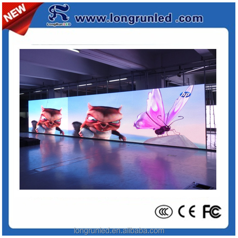HD led display xxx china p4 led screen sex video panel SMD led wifi free movie led board player