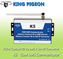 GSM Communicator Alarm(PSTN Ademco Contact ID to SIA IP Converter) K5