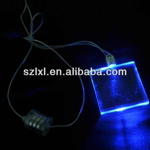 Colorful LED Party Light Necklace