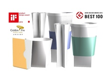 patent eco friendly 20oz reusable plastic coffee cup