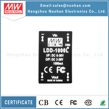 Mean Well dc-dc switching power supply/DC-DC Constant Current Step-Down LED driver/converters 1000ma