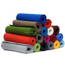 wholesale colorful 100% polyester felt