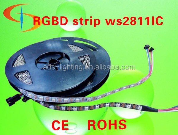 programmable decoration led flexible strip with 5v ws2812b 60 smd 5050