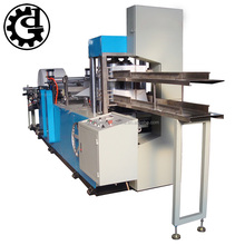 Guaranteed quality folding embossing tissue napkin paper square serviette tissue machine