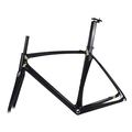 ORGE Carbon fiber Road Bike Lightest ud V Brake carbon bike frame FM010V