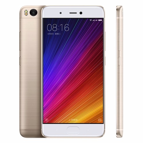 Unlocked Original MI 6 5.5 inch IPS Screen 128GB Android 7 quad core gorilla glass mi6 dual sim mi mobile phone