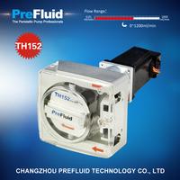 DC brushless Motor OEM peristaltic pump, dosing pump setup