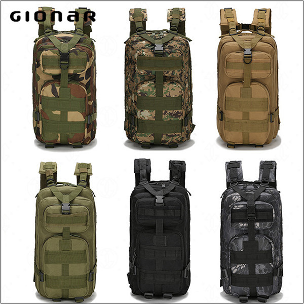 Wholesale High Quality and Good Calftmanship Durable Oxford Camouflage <strong>Backpack</strong>
