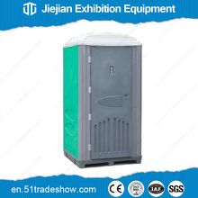 Rotomolding Plastic Material Portable Outdoor Mobile Chemical Toilet for Construction Site