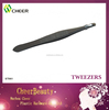 ST061 Metal Tweezers/Hot Saling Rounded Metal Tweezers/Plastic Band