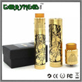 Top quality vape Tower Tube Mod Kit elthunder mech mod 2017 broadside mod available Battle master Tower mod desolator mod wholes