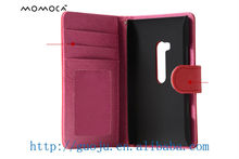 Newest leather flip case for nokia N900
