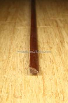 Accessories quarter round- strand woven/heavy bamboo flooring