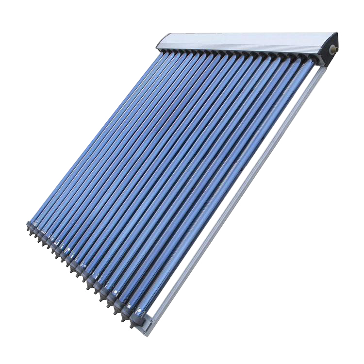 U Pipe Solar Collector DIY Heat Pipe Solar Heating Collector