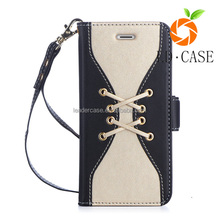 new arrival Candy colors PU leather lady phone bag for all size cell phone case
