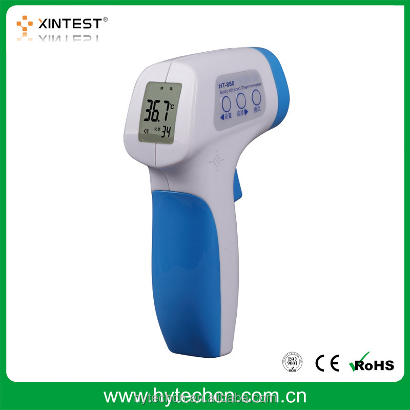 Temperature Tester Infrared Thermometer System Manufacturer(HT-820D)