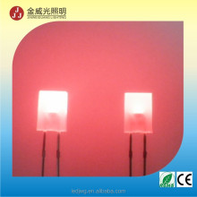 5mm round flat top led diode