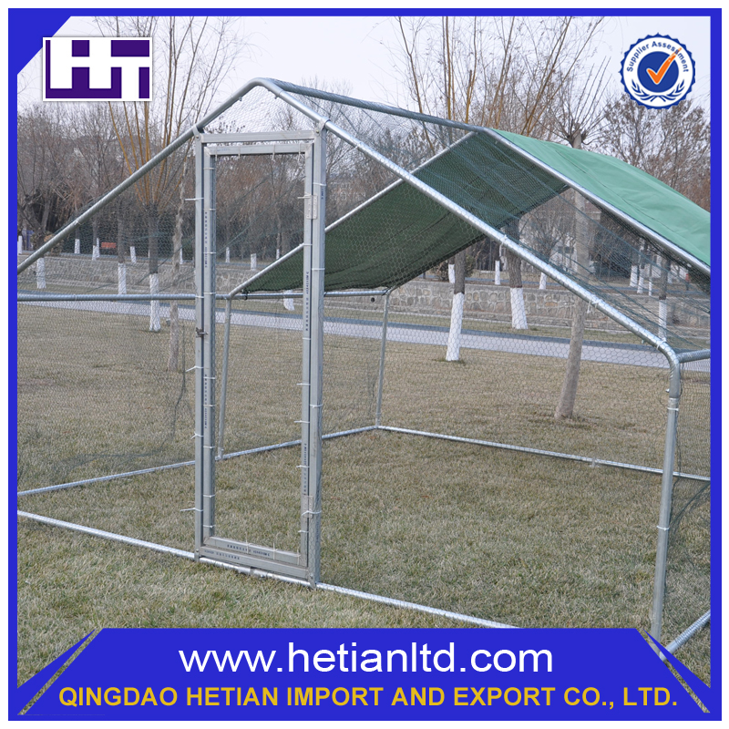 Professional Manufacture Temporary The Modular Dog Kennel