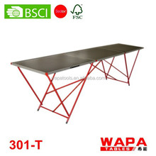 3 Sections (3m) ayurvedic massage table wallpaper pasting table