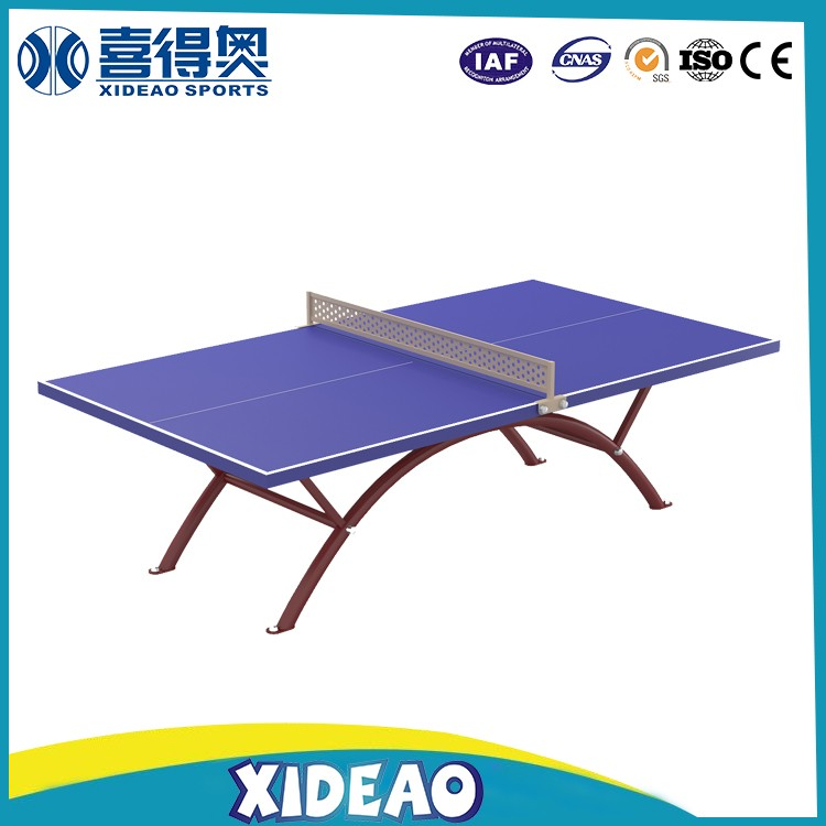 Best outdoor Table Tennis Table international dimension price for sale