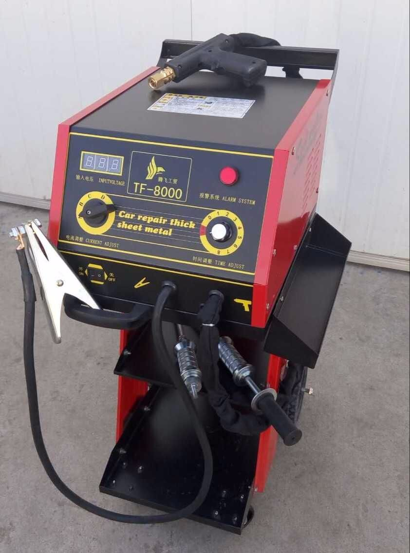 auto spot welding machine
