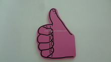 Big wave promotional EVA Foam Hand for Event and Party
