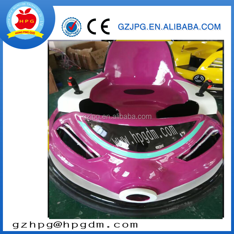 Space Battleship 2 New design theme park battery powered electric inflatable bumper car, dodgem bumper cars for adult kids