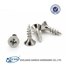 Buy direct from china factory Wholesale manufacturers stainless steel chipboard screw