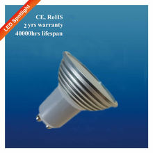 Discount Small Size 50*51mm CE RoHS GU10 LED Spotlight
