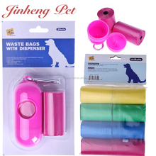JINHENG Puppy The best care for pet cleaning life Waste Bags