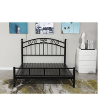 Top Quality New Design Modern Popular Metal Iron Steel Tube Double Family Adult Kids Double Single Bed Frame Bedroom <strong>Furniture</strong>