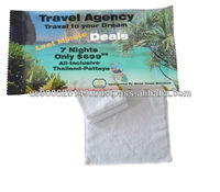 Moist Terry Cotton Towel-Moist Wipe-Oshibori-Wet Towel