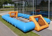 new inflatable soccer football field for sale/inflatable human foosball