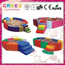 Best quality hot selling soft play ball pit for toddler fun