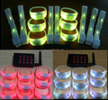 paypal accept remote controlled led flashing bracelet concert ,event, party