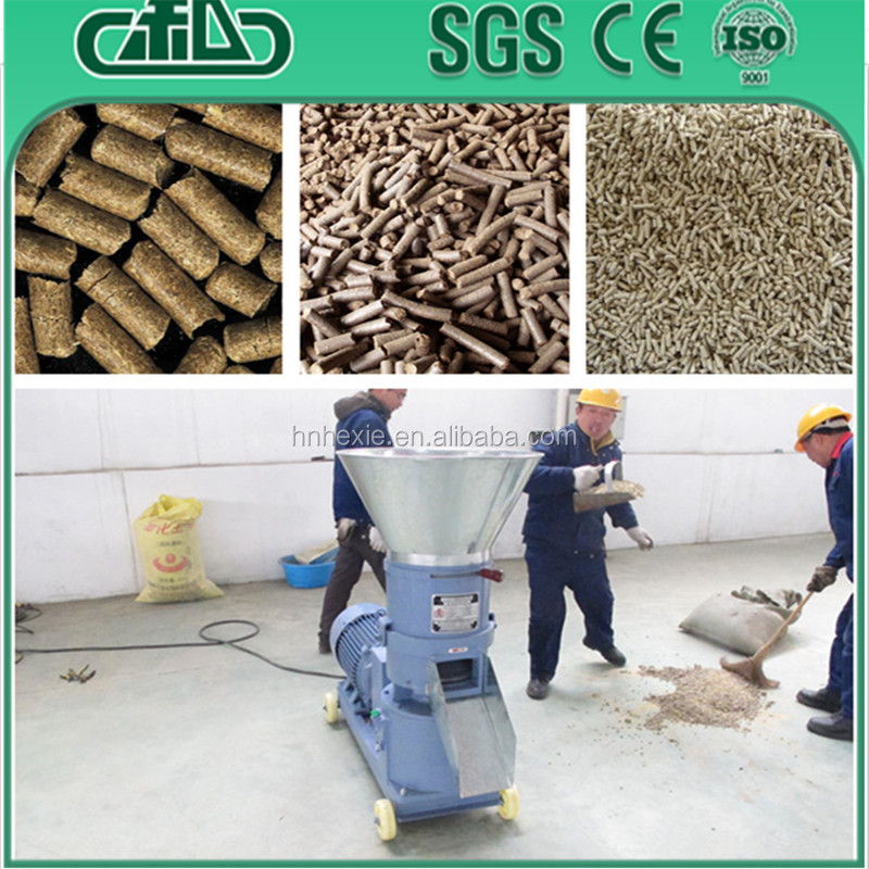 China High Quality Commercial chicken feeding pellet equipment for poultry farm