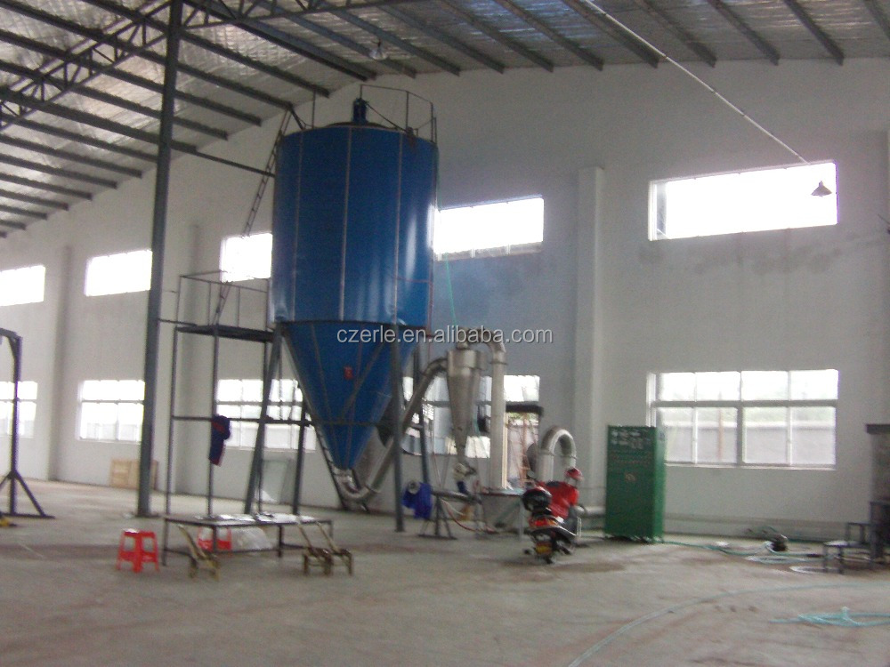YPG Model Tomato Paste Pressure Spray Dryer /Spray Drying Equipment
