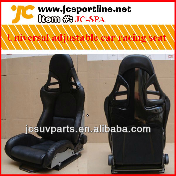 Universal adjustable sport seat/common using car racing carbon seat