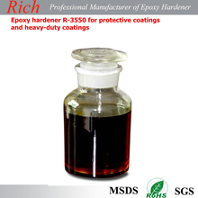 R-3550 Epoxy hardender for protective coatings, fast curing and fine flexibility epoxy hardener/ curing agent
