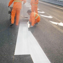Hot Melt Reflective Road Marking Paint