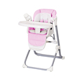 Portable Compact Folding Seat Convertible Infant Toddler Feeding Baby High Chair (TY868C)