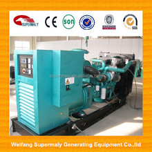 Top quality !!! Standby diesel generator with good maintenance