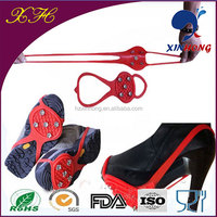 Anti Slip Foot Grips ice and snow cleats for safety footware