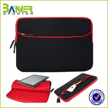 Neoprene Laptop Sleeve Laptop Cover with Customized Logo and Compartment