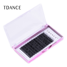 Glossy Ellipse <strong>Flat</strong> Shape Thickness 0.15,0.20,0.25 mm Lashes Eyelash Extension
