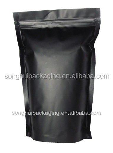 black pouch/ black pouch bag/ self heating food pouche bag