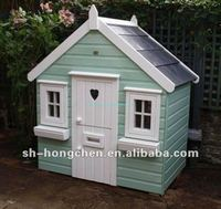 Craft wooden dog house