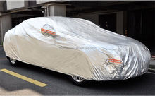 aluminium foil Car Cover