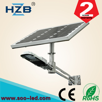 Dc 12v Lithium Battery 10w Solar Street Light Work Lamps Outdoor ...